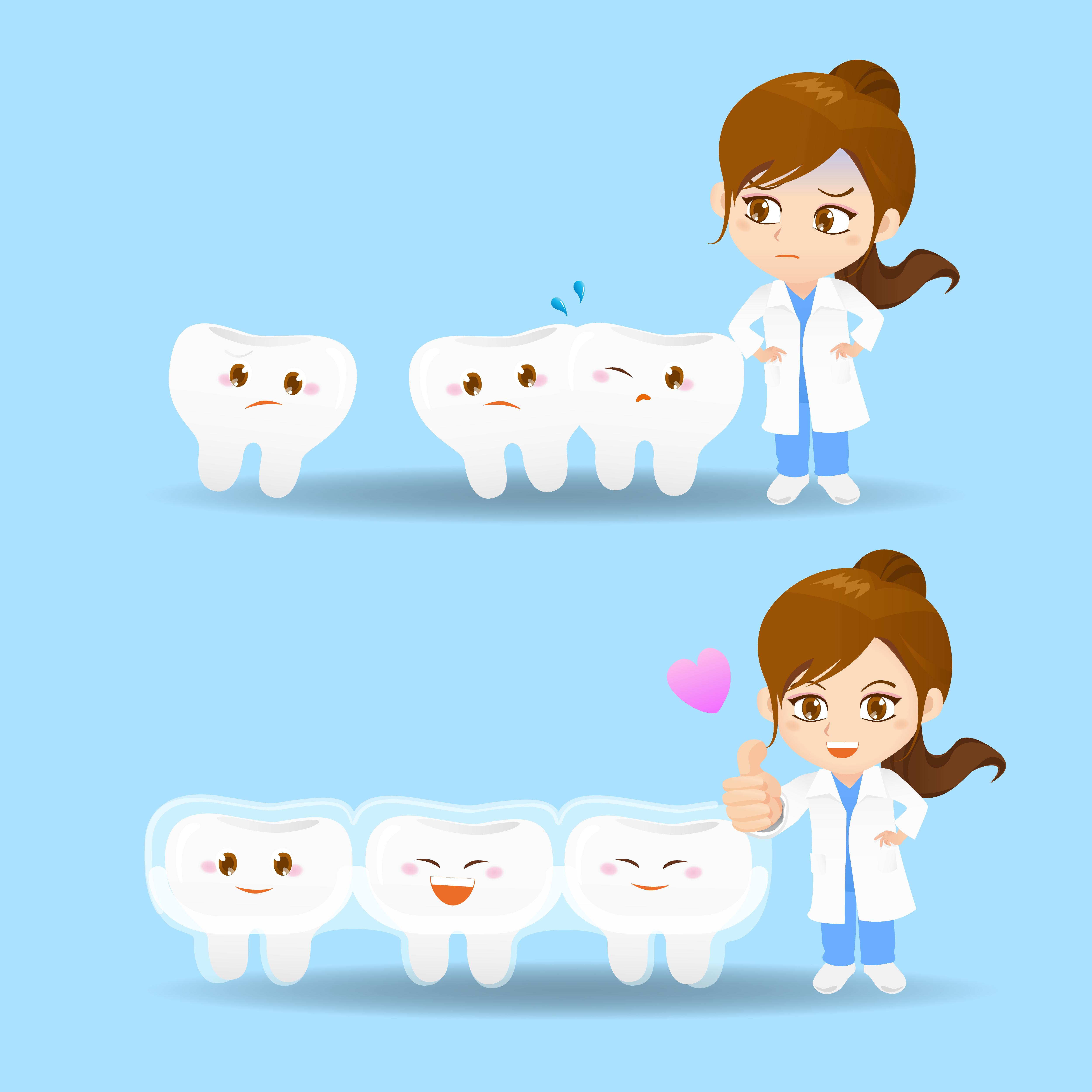 apparecchio denti invisibile_02