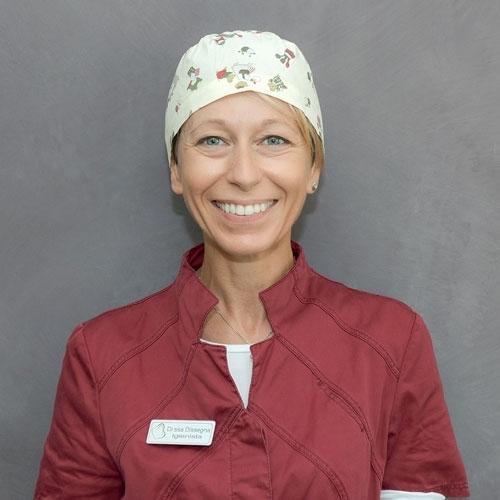 Dr.ssa Cristina Dissegna