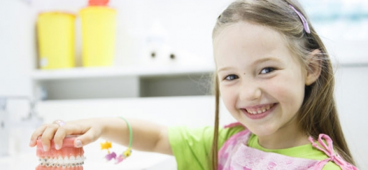 Odontoiatria pediatrica: visita ortodontica per bambini, quando è il momento di farla?